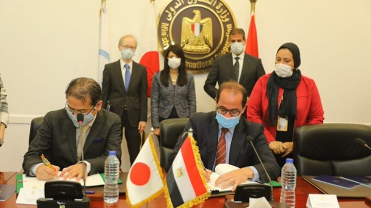 Egypt signs €200M support loan agreement with Japan International Cooperation Agency