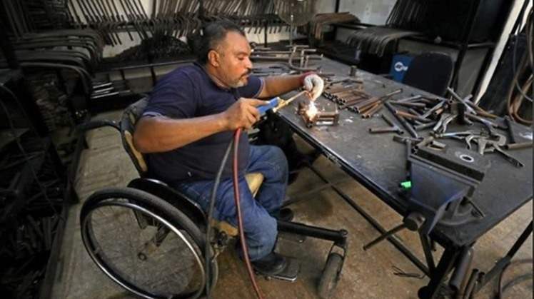 Egypt spends LE1B in 2 fiscal years on 96 projects for the disabled