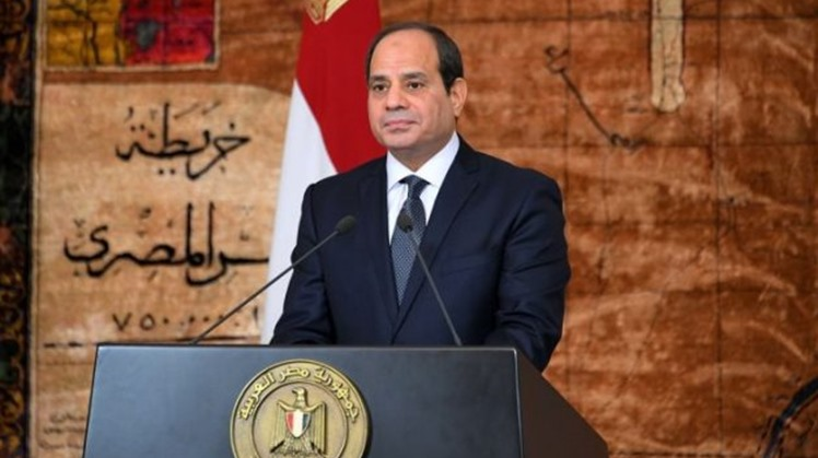 Egyptian, Sri Lankan presidents reviews economic, diplomatic cooperation in a phone call