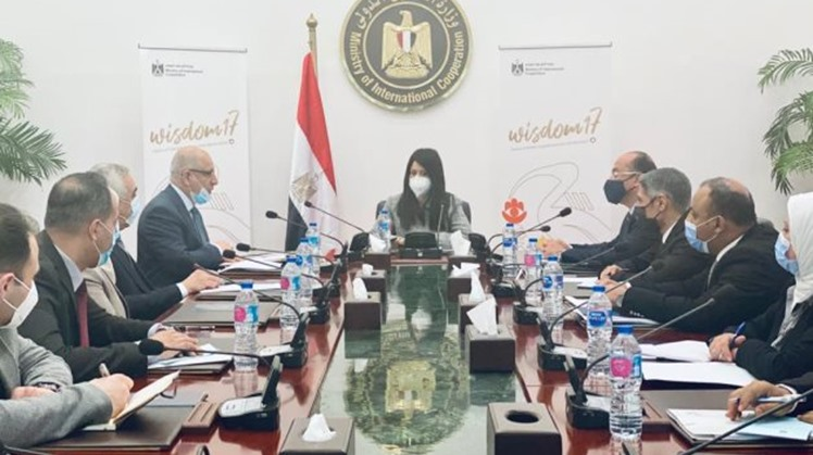 Egypt, Jordan, Iraq discuss proposed joint cooperation projects in several domains