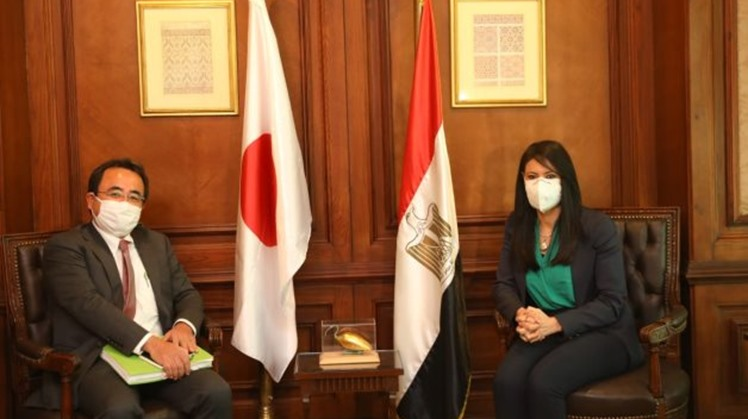 JICA's Regional Director commends Egypt's success in transferring royal mummies