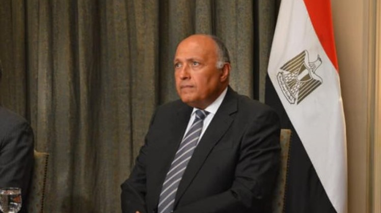 Egypt's Foreign Minister Sameh Shoukry discussed on Tuesday the latest developments of the Grand Ethiopian Renaissance Dam (GERD) in a telephone call with United Nations (UN) Secretary-General Antonio Guterres, the Egyptian foreign ministry said.