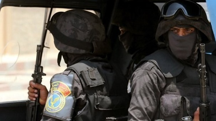 Egypt's Ministry of Interior kills three terrorists involved in executing elderly Copt in Sinai