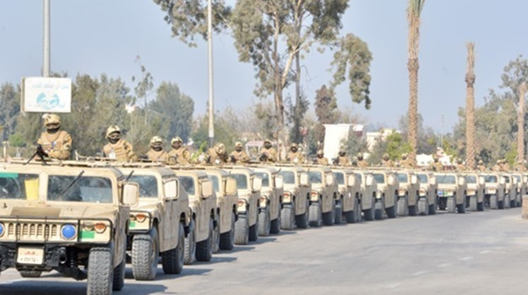 Egypt has renewed on Sunday a nighttime curfew in designated areas of North Sinai per a presidential decree to renew an already in effect state of emergency for three months starting 25 April.