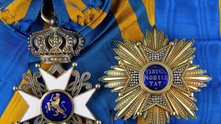 3 Egyptians awarded Royal Dutch Medal 'Knight badge' for 15 yrs of volunteer social work    3 Egyptians awarded Royal Dutch Medal 'Knight badge' for 15 yrs of volunteer social work