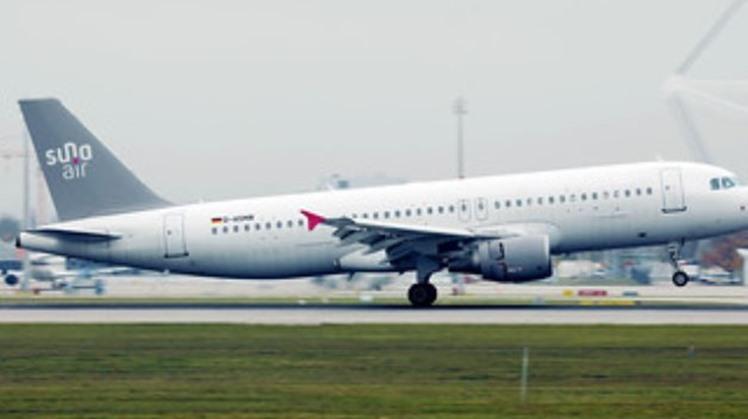 Egypt's Hurghada International Airport receives 1st Sundair flight