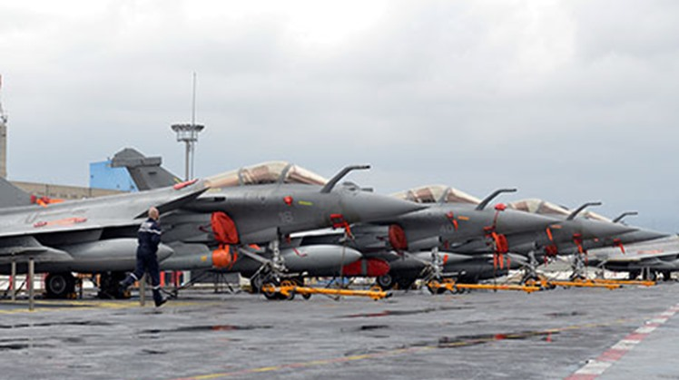 Egypt and France signed a contract to supply 30 Rafale jets through the Egyptian Armed Forces and the French Dassault Aviation company