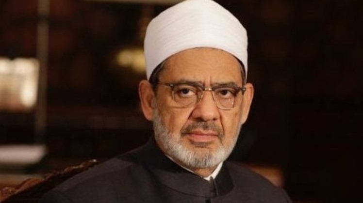 "Grand Imam of Egypt's top religious authority Al-Azhar said word remains ""disgracefully silent"" towards the violations and ""terrorism"" committed by Zionists against Palestinians and Al-Aqsa Mosque."