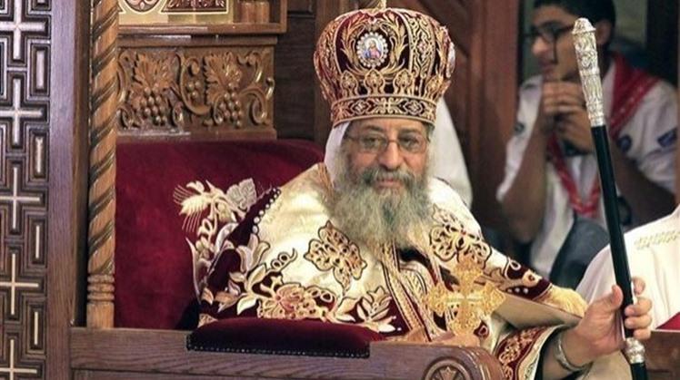 Pope Tawadros II greet Egyptians, President Sisi on Eid Al-Fitr