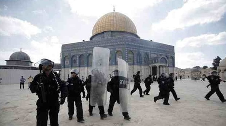 Egypt reaffirms rejection of Israeli forces storming to Aqsa Mosque