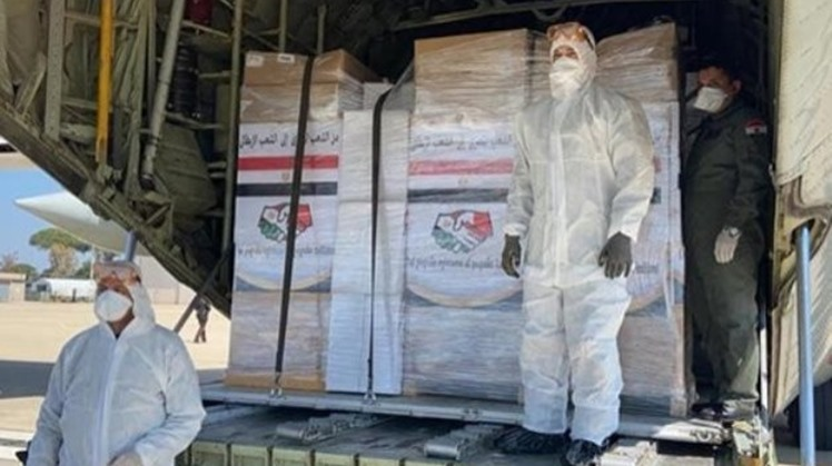 Egypt's Minister of Health and Population Hala Zayed said Egypt has sent medical supplies and medicines to 22 African countries since the outbreak of COVID-19 pandemic.