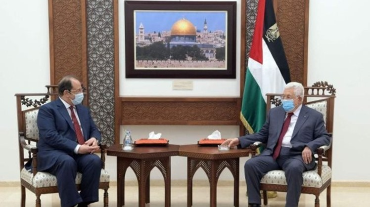 Egypt's messages during intelligence chief's visit to Israeli, Palestinian lands