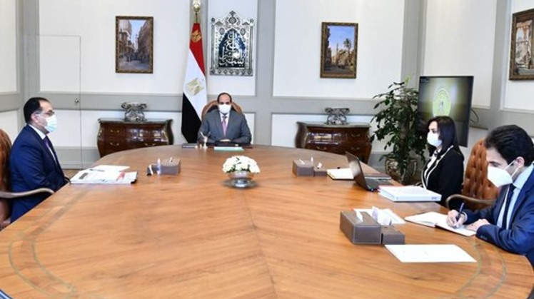 Sisi instructed that Egypt pay the annual contributions allocated for the Women Development Organization (WDO)