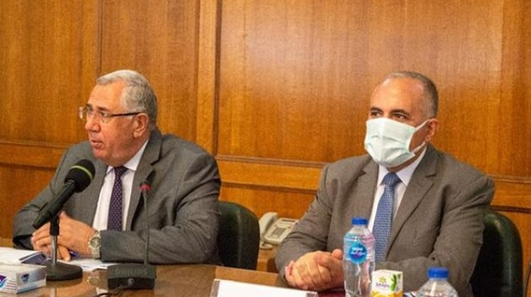 Egypt to present modern irrigation in 3.7M feddans of old land over 3 years