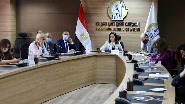 Morsi extended her appreciation to President Abdel Fattah El-Sisi, for his permanent and strong support for Egyptian women and for ratifying the amendment of the law