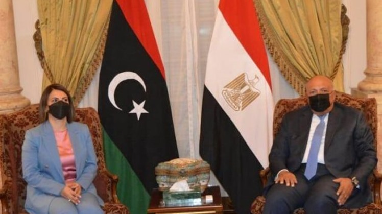 Libyan FM visits Cairo for intensive consultations ahead of Berlin 2 conference