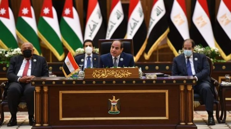 4th round of talks, Sisi's 'historic' visit to Baghdad
