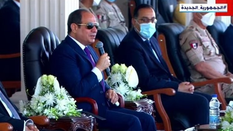 Sisi: 1-1.5M feddans of fertile land were lost due to constructions over agricultural lands
