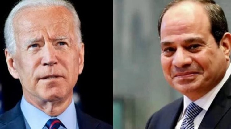 Egypt's Sisi sends cable of greetings to Biden on US Independence Day