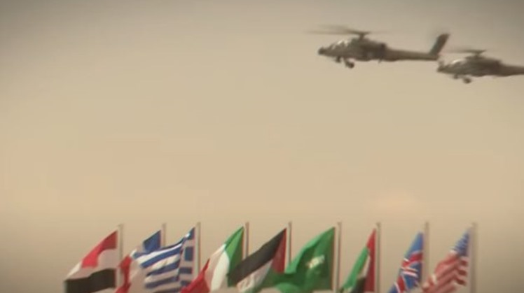 21 countries to take part in military drill Bright Star 2021 after 1-year halt due to Covid-19