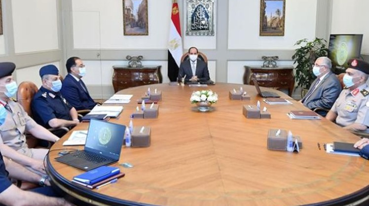 Egypt's Sisi directs to increase awareness campaigns about agricultural mechanisms for farmers