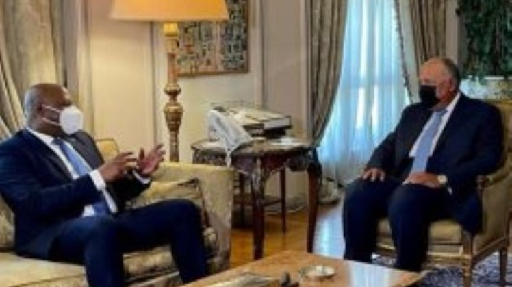 Egypt's FM, Burundian counterpart discuss bilateral ties, regional issues