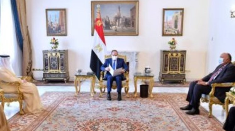 Egypt's Sisi praises Kuwait's role in confronting Arab nation's challenges