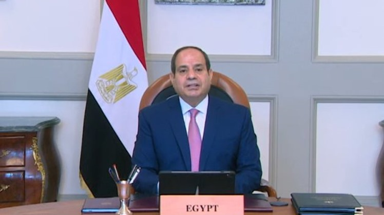 Sisi tells Egypt-ICF: Green recovery becomes urgent need, top priority for world governments