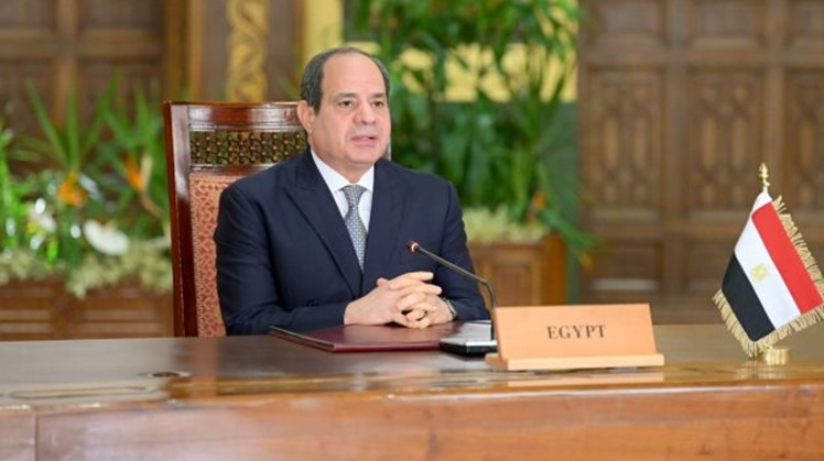 Facing starvations threats and achieving food security should be global priority: Sisi at UN Food Systems Summit