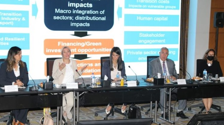 Egypt launches national consultations with WBG for climate action