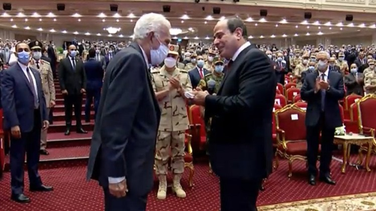 Sisi pledges support to Sinai citizens on anniversary of October victory