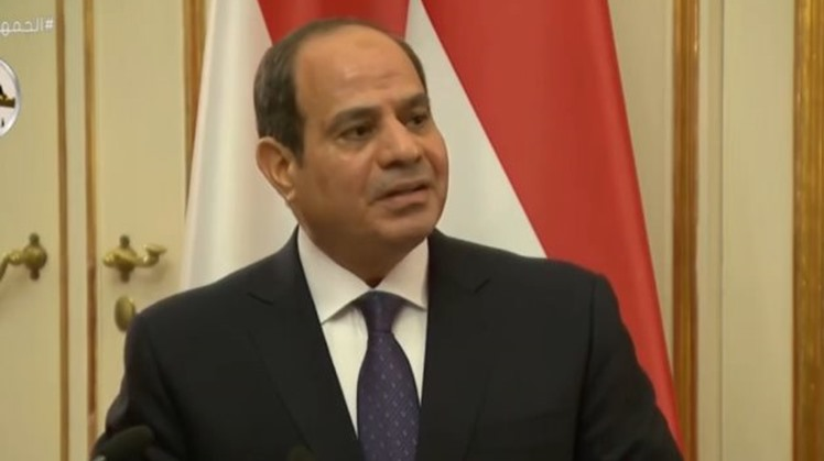 Egypt seeks to get its share of the Nile waters without affecting others in any way: Sisi