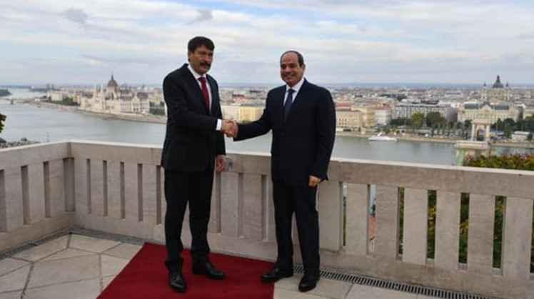 Hungarian investments have great potential in Egyptian markets: Sisi
