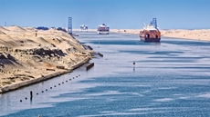 Head of the Suez Canal Authority Mohab Mamish on Tuesday said that the waterway's revenues in FY 2018-19 reached EGP 104.2 billion.