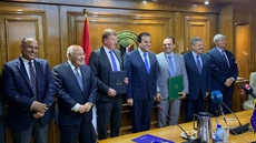Egypt and the European Commission (EC) signed on Wednesday an Implementing Arrangement for mutual assistance under Article 2 of the 'Agreement for scientific and technological cooperation between the European Union and the Arab Republic of Egypt setting o