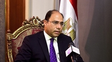 Egypt's Ambassador to Canada Ahmed Abo Zeid on Wednesday received a group of youths who will partake in the 2019 World Youth Forum (WYF), slated for Dec. 7-14.