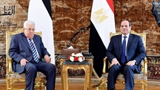 Egypt's President Abdel Fattah el-Sisi asserted on Saturday Cairo's firm stance regarding the Palestinian cause