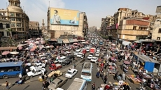 Egypt's population has hit 100 million after the population clock at the Central Agency for Public Mobilization and Statistics (CAPMAS), has showed the number Tuesday afternoon.
