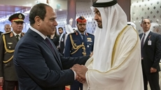 The Emirati Crown Prince of Abu Dhabi and Deputy Supreme Commander, Sheikh Mohammed Bin Zayed, said on Twitter Saturday he had a call with the Egyptian President Abdel Fatah al Sisi to discuss the latest developments.