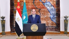 On International Nurses Day marking May 12, President Abdel Fatah al-Sisi extended his greetings to workers in the nursing field.