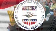 Egyptian Minister of International Cooperation Rania Al-Mashat signed six new grant agreements with the United States Agency for International Development (USAID)