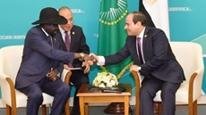 Egypt's Sisi congratulates South Sudanese counterpart on Independence Day