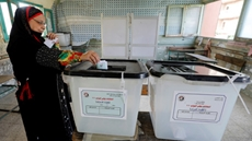 Egyptians went to polling stations Saturday morning  to vote in the first phase of the new House of Representatives elections, slated at home for Saturday and Sunday.