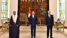 Sisi asserts Egypt's support for Arab Parliament role as a platform that interacts with Arab peoples' concerns