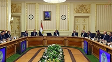 Egypt's cabinet published on Sunday a report showing that the annual inflation rate in 2020 hit the lowest in 2020, despite the coronavirus crisis.