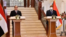 Egypt's Sisi reiterates from Sudan that downstream nations reject Ethiopia's unilateral GERD filling plans