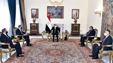 Russian Foreign Minister Sergey Lavrov asserted Moscow's refusal to of any harm to the Egyptian historic water rights, as he discussed in Cairo the Ethiopian dam dispute with President Abdel Fattah El-Sisi on Monday.