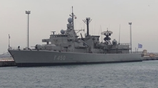 Egypt, Greece, Cyprus launch Medusa-8 drills