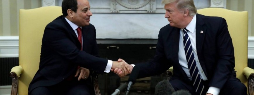 President el-Sisi to Underscore Importance of U.S.-Egypt Bilateral Relations, Egypt's Regional Leadership during Vice President Mike Pence's First Trip to Cairo