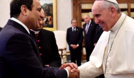 What Egypt's Efforts to Sow Religiou Unity Can Teach the World About Counter-Terrorism